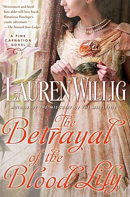 Cover for The Betrayal of the Blood Lily