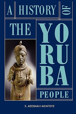 A History of the Yoruba People Cover Image
