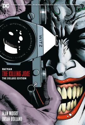 Batman: The Killing Joke Deluxe (New Edition) Cover Image