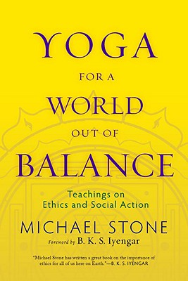 Yoga for a World Out of Balance Cover