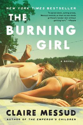 The Burning Girl: A Novel Cover Image