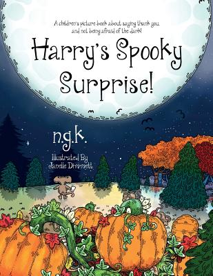 Harry's Spooky Surprise! (Harry the Happy Mouse #3) Cover Image
