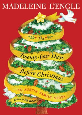 The Twenty-Four Days Before Christmas Cover