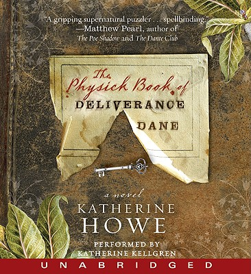 The Physick Book of Deliverance Dane Cover