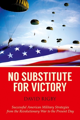 Cover for No Substitute for Victory