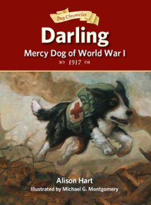 Darling, Mercy Dog of World War I Cover