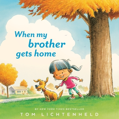 When My Brother Gets Home Cover Image
