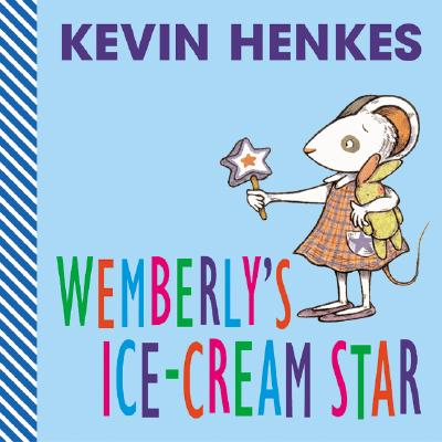 Wemberly's Ice-Cream Star Cover