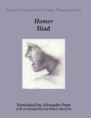Cover for Iliad