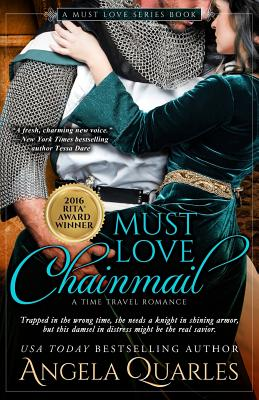 Must Love Chainmail Cover
