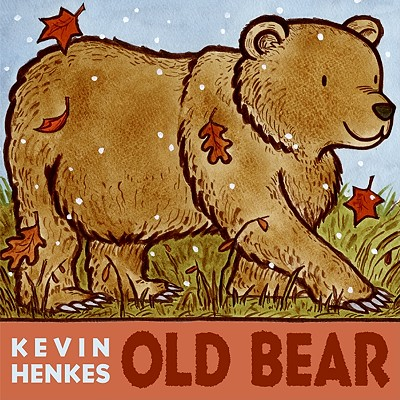 Cover for Old Bear