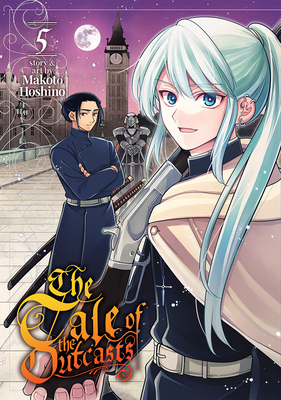 The Tale of the Outcasts Vol. 5 Cover Image