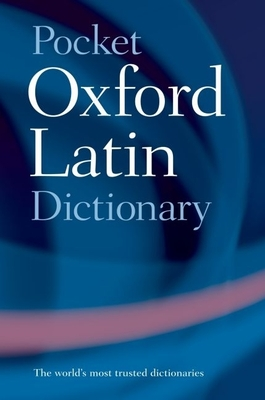 Pocket Oxford Latin Dictionary Cover Image