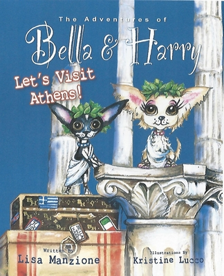 Let's Visit Athens! (Adventures of Bella & Harry #5) Cover Image
