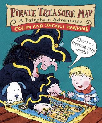 Pirate Treasure Map Cover