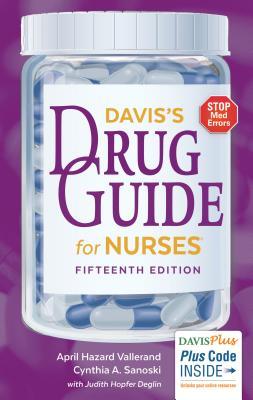 Davis's Drug Guide for Nurses Cover Image