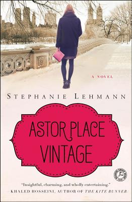 Astor Place Vintage Cover