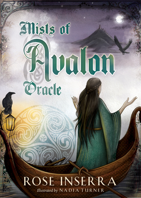 Mists of Avalon Oracle: (Book & Cards) (Rockpool Oracle Card Series) Cover Image