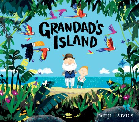 Grandad's Island Cover