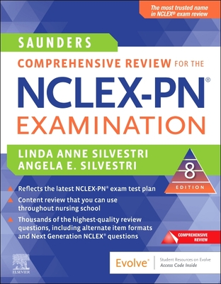 Saunders Comprehensive Review for the NCLEX-PN(r) Examination Cover Image