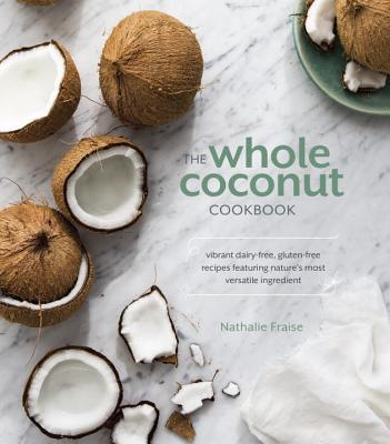 The Whole Coconut Cookbook Cover