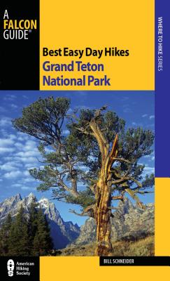 Best Easy Day Hikes Grand Teton National Park Cover