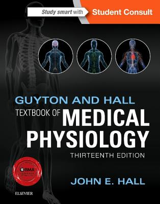 Guyton and Hall Textbook of Medical Physiology (Guyton Physiology) Cover Image