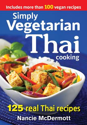 Simply Vegetarian Thai Cooking Cover