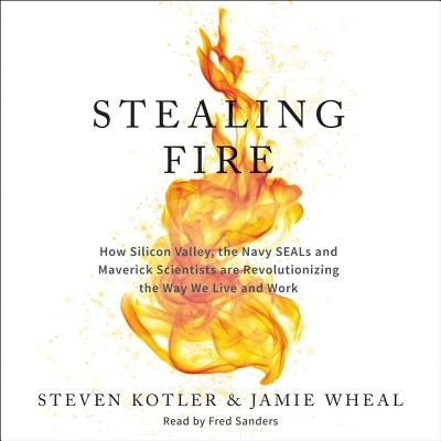 Stealing Fire: How Silicon Valley, the Navy SEALs, and Maverick Scientists Are Revolutionizing the Way We Live and Work Cover Image