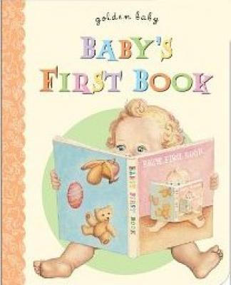 Baby's First Book Cover