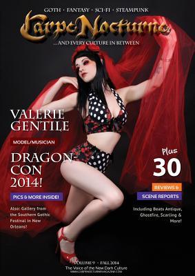 Carpe Nocturne Magazine Fall 2014: Volume 9 Fall 2014 Cover Image
