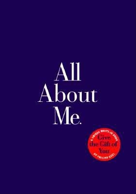 All about Me. Cover