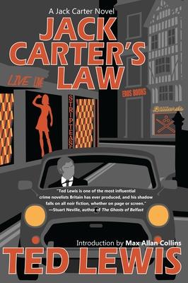 Jack Carter's Law (The Jack Carter Trilogy #2) Cover Image
