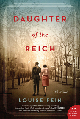 Daughter of the Reich: A Novel cover