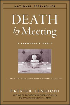 Death by Meeting Cover