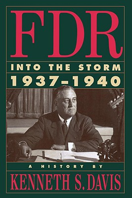 FDR Into the Storm 1937-1940 Cover