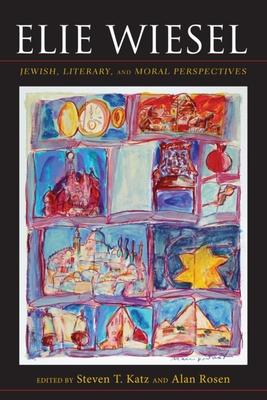 Elie Wiesel Cover