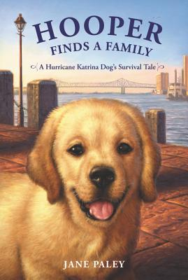 Hooper Finds a Family: A Hurricane Katrina Dog's Survival Tale Cover Image
