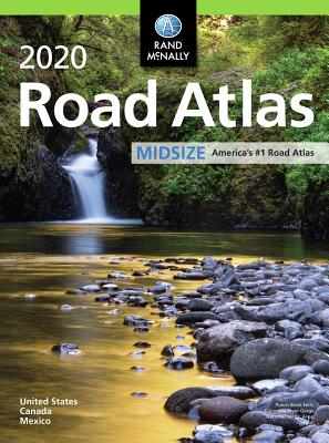 Rand McNally 2020 Road Atlas Midsize Cover Image