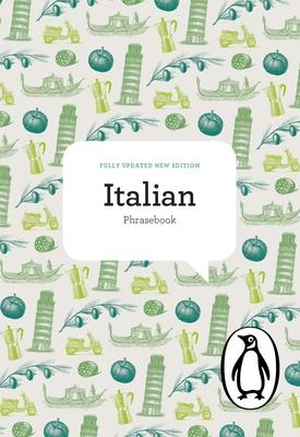The Penguin Italian Phrasebook: Fourth Edition (Phrase Book, Penguin) Cover Image
