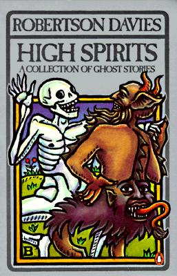 High Spirits: A Collection of Ghost Stories Cover Image
