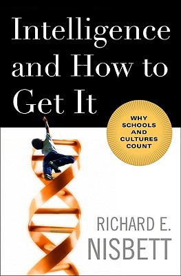 Intelligence and How to Get It Cover