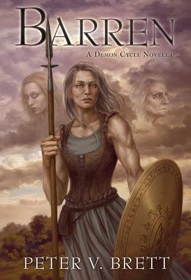 Barren: A Demon Cycle Novella Cover Image