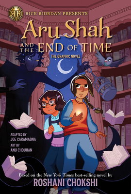 Aru Shah and the End of Time (Graphic Novel, The) (Pandava Series) Cover Image