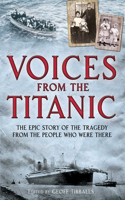 Voices from the Titanic Cover