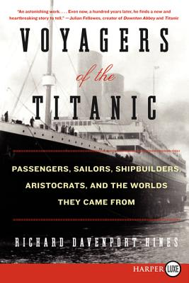 Voyagers of the Titanic Cover