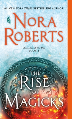 The Rise of Magicks: Chronicles of The One, Book 3 Cover Image