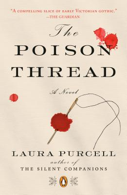 The Poison Thread: A Novel Cover Image
