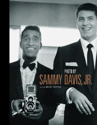 Photo by Sammy Davis, Jr. Cover