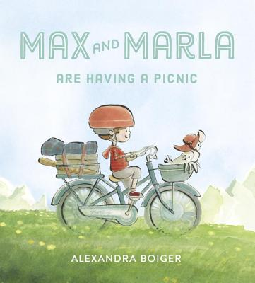Max and Marla Are Having a Picnic Cover Image